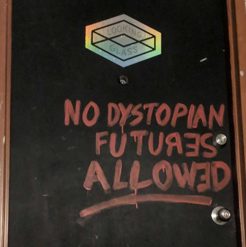 No Dystopian Futures Allowed
